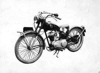 不二発動機工業 ニューヴァージン 1953年
