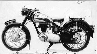 みづほ自動車製作所 キャブトンRL 1954年