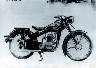 スズキ コレダCO 1954年5月