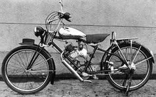 入野鉄工所 ピアリス 1954年
