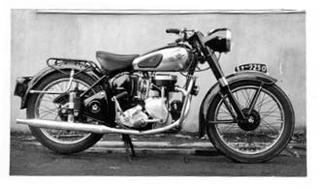 モナークモーター モナークM3 1954年