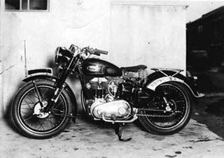 八木軽車両製作所 サンヨー 1954年