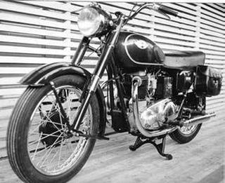 日本高速機関工業 ホスク500DB 1955 年