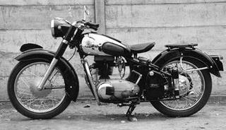 片山産業 オリンパスキングOH 1955 年