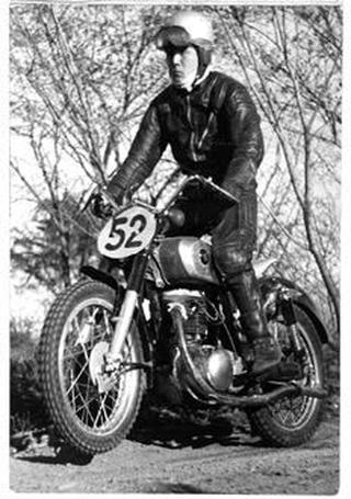 ホンダ ドリームSB 1955 年