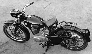 田中工業 タス・ヴァンガード 1955 年