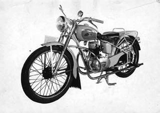 渡辺鉄工 ニューアイク3B-N 1954 年