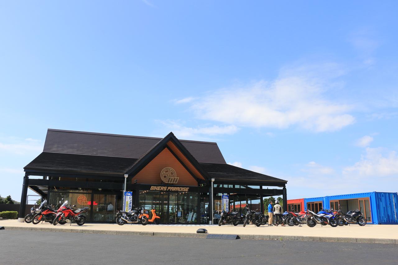 画像: 新型KATANAの展示はもちろん、魅惑のカスタムカタナをじっくり見られるロングランイベント