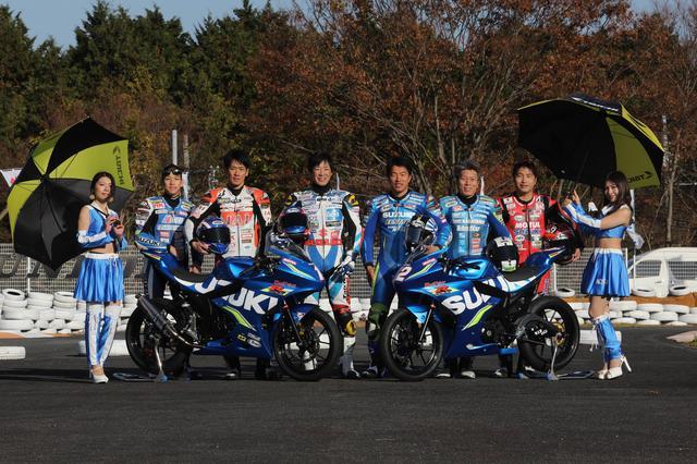 画像3: 世界耐久チャンピオンとミニバイクレースを楽しもう!