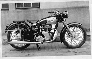 モナーク工業 モナークF1 1956 年