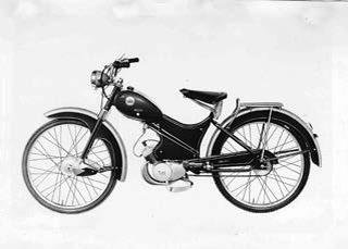 田中工業 タスモペット7HF 1957年