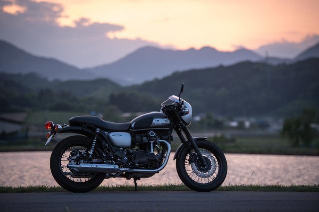画像1: Wだからこそ得られる旅の自由へ/文:北岡博樹 special.kawasaki-motors.com