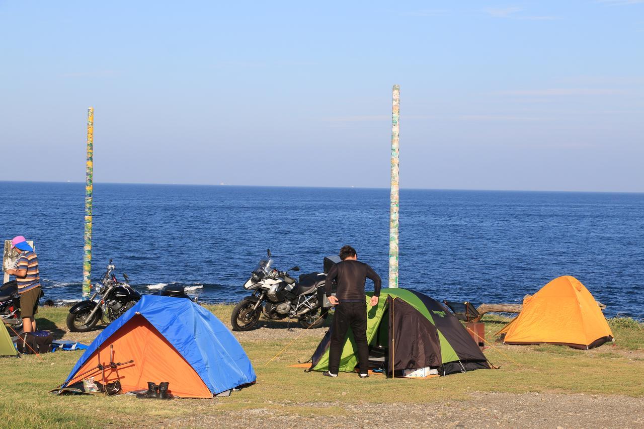 画像: 山の中だけでなく、キャンプサイトでもよく目立ちます。