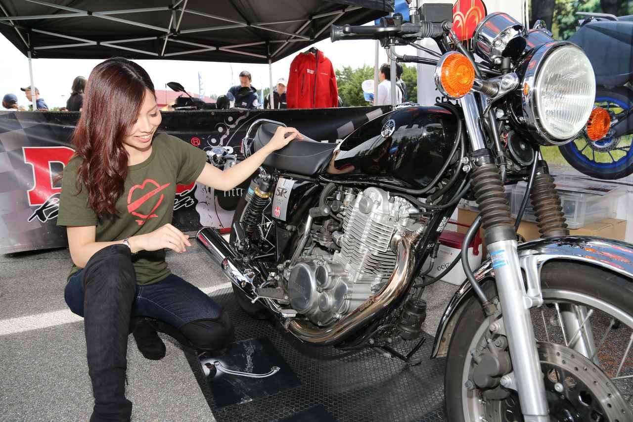 Images : 13番目の画像 - 「初めてのSR400キックスタートも体験!「YAMAHA Motorcycle Day 2019」に初参加してきました!(須藤セリナ)」のアルバム - webオートバイ