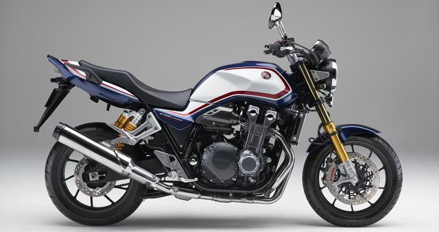 画像2: ホンダ「CB1300 SF/SB SP」の新色が10月25日(金)発売開始! 東京モーターショー2019にも展示中のレジェンドカラー