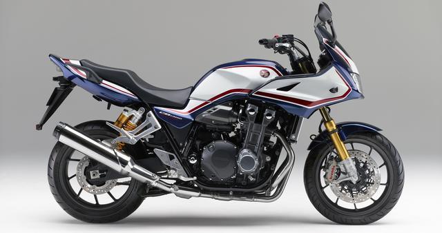 画像6: ホンダ「CB1300 SF/SB SP」の新色が10月25日(金)発売開始! 東京モーターショー2019にも展示中のレジェンドカラー