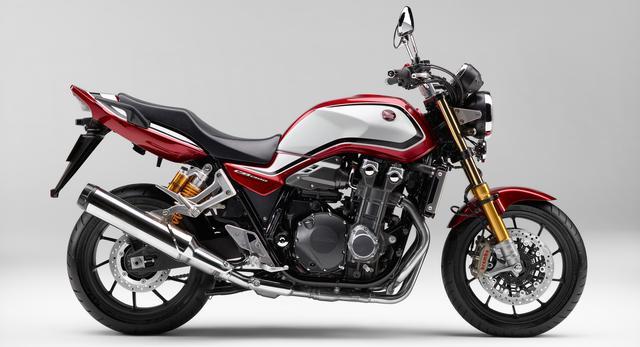 画像1: ホンダ「CB1300 SF/SB SP」の新色が10月25日(金)発売開始! 東京モーターショー2019にも展示中のレジェンドカラー