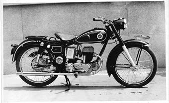 Images : 平野製作所 ヒラノゼット 1956 年