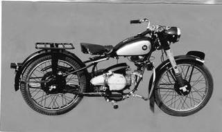 トヨモーターストヨモーターTB90 1956