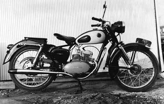 Images : パール号製造販売 パールPA 1956 年