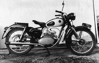 パール号製造販売 パールPA 1956 年
