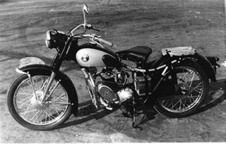 渡辺製作所 サンダー 1956 年