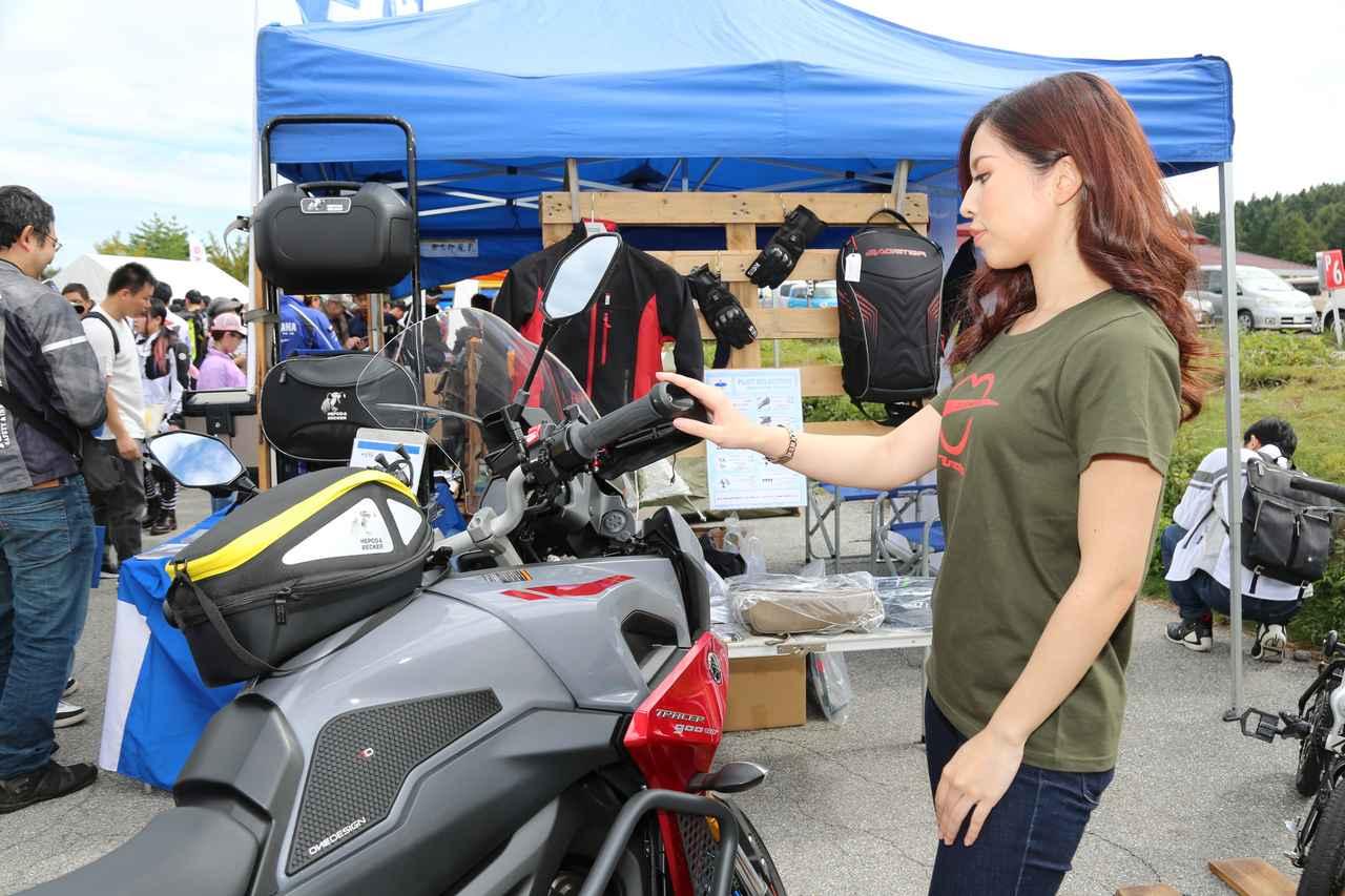 Images : 10番目の画像 - 「初めてのSR400キックスタートも体験!「YAMAHA Motorcycle Day 2019」に初参加してきました!(須藤セリナ)」のアルバム - webオートバイ