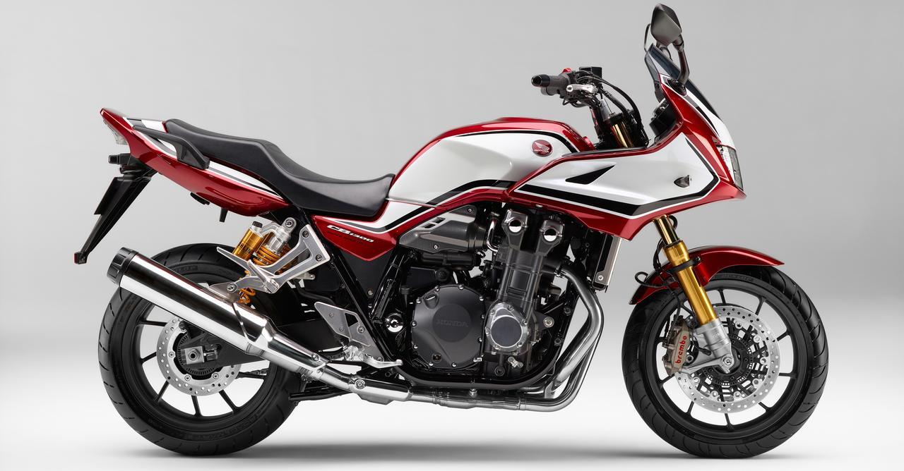 画像5: ホンダ「CB1300 SF/SB SP」の新色が10月25日(金)発売開始! 東京モーターショー2019にも展示中のレジェンドカラー