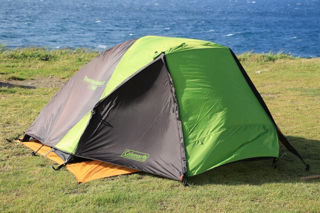 画像1: 【おまけ】使用しているテントはこちら! コールマン「ツーリングドーム ST」