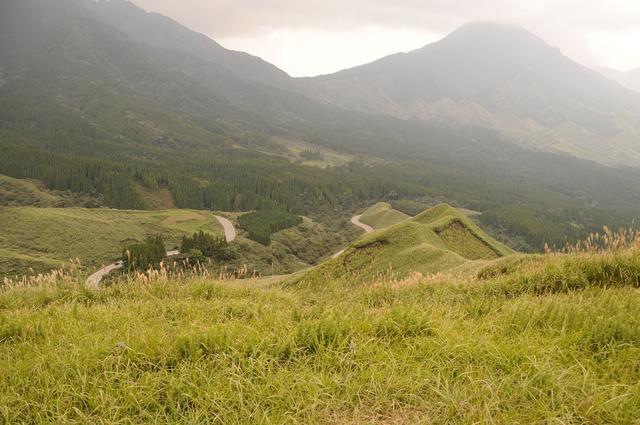 画像: 今週火曜、別取材で行っていた高森・箱石峠 いいお天気です