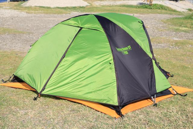 画像2: 【おまけ】使用しているテントはこちら! コールマン「ツーリングドーム ST」