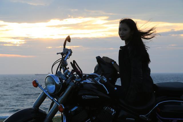 画像4: 木川田ステラ from 編集部キャンプ【オートバイ女子部のフォトアルバム】
