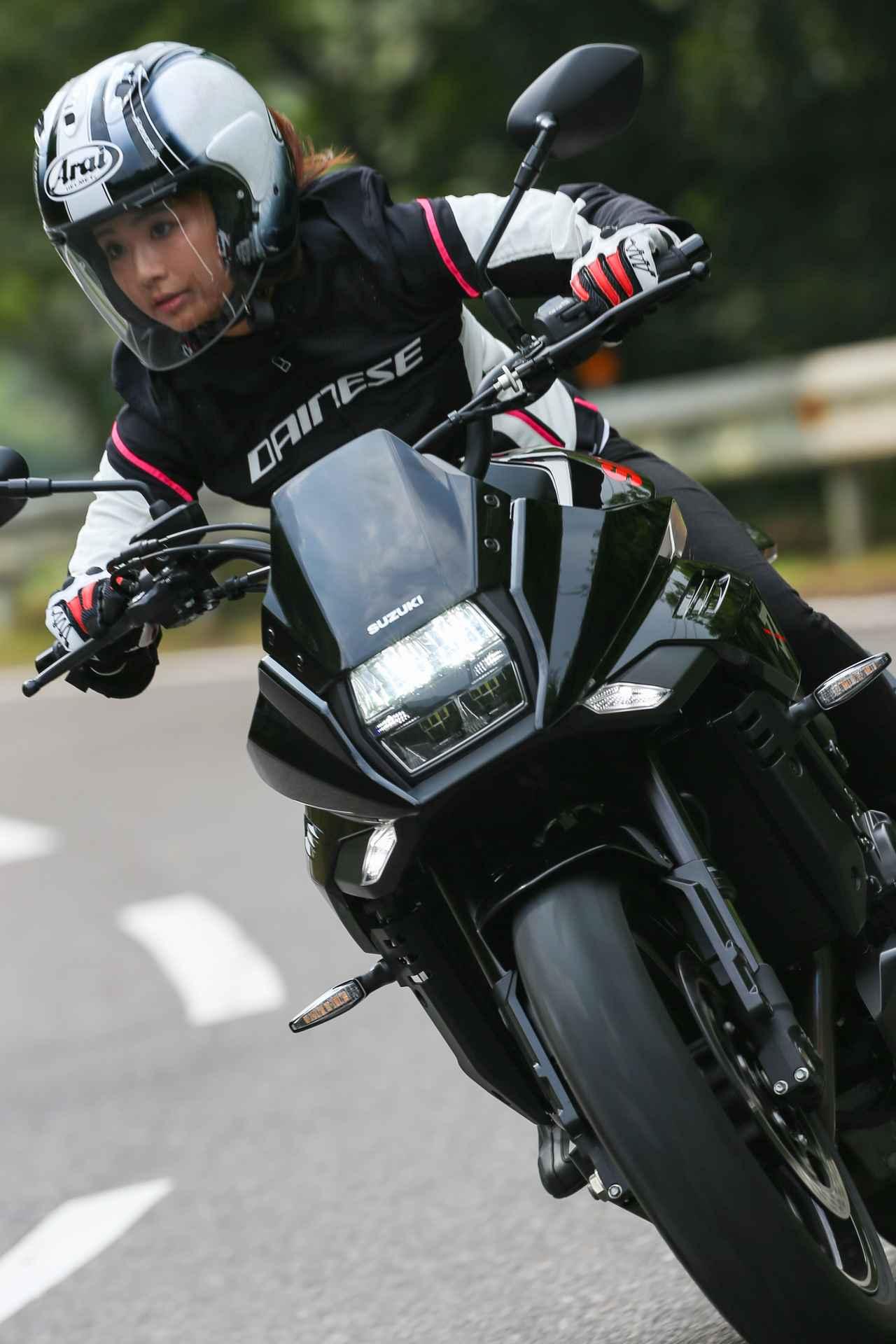 Images : 5番目の画像 - 「平嶋夏海の「つま先メモリアル」(第5回:Suzuki KATANA)【ゆるふわ 3枚刃】」のアルバム - LAWRENCE - Motorcycle x Cars + α = Your Life.