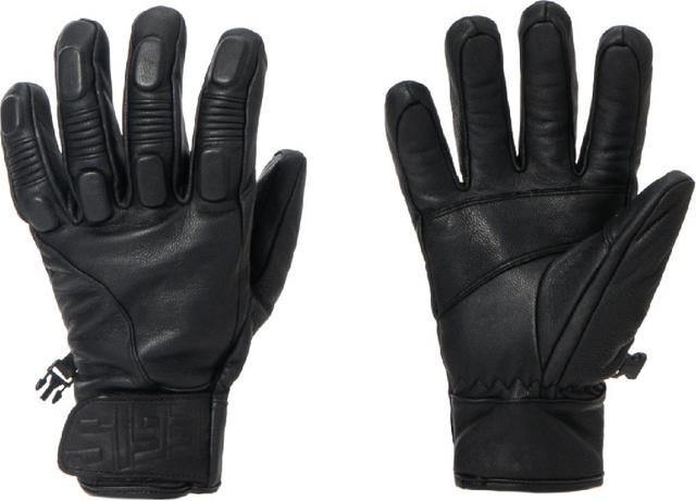 画像2: ⑩ イージス ウォームレザー防寒手袋 AGW03/2,900円