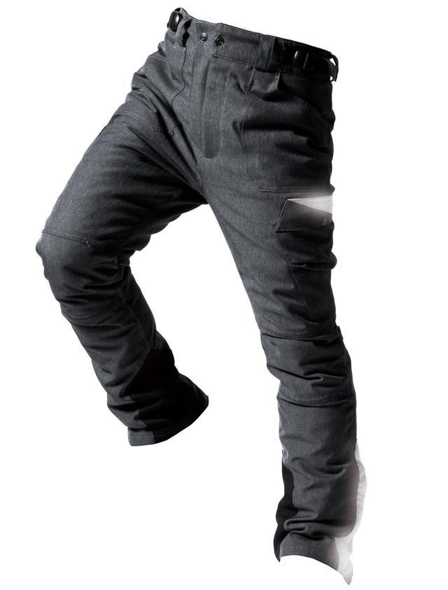 画像: ② イ-ジス360゜(サンロクマル)リフレクトDENIM(デニム)パンツ WM3640/税込4,800円