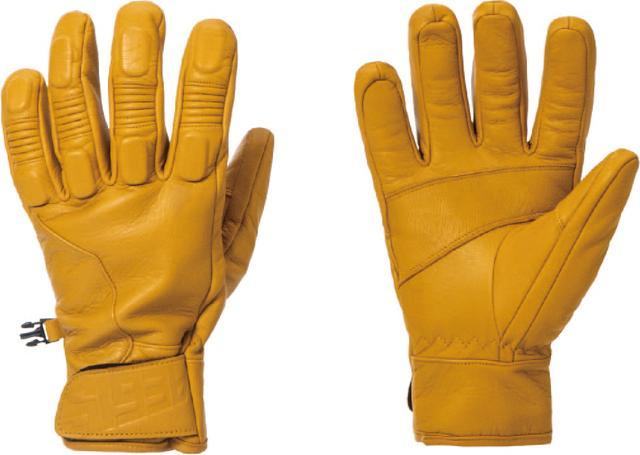 画像1: ⑩ イージス ウォームレザー防寒手袋 AGW03/2,900円