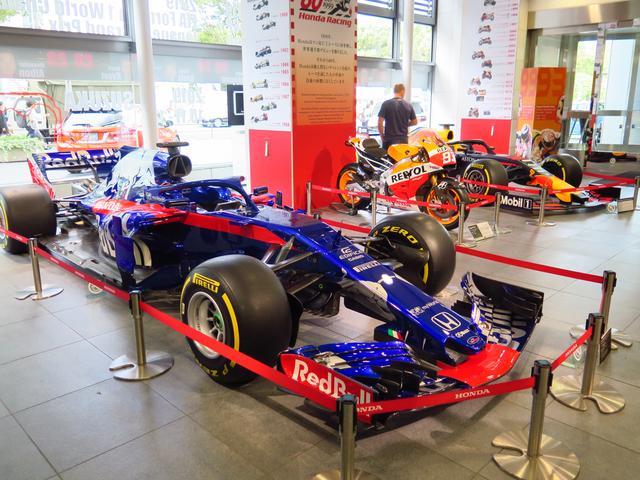画像2: 希少なレーシングマシンをゆったりと間近で見られる期間限定イベント