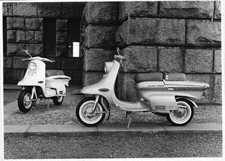 新三菱 シルバーピジョン240 1963 年