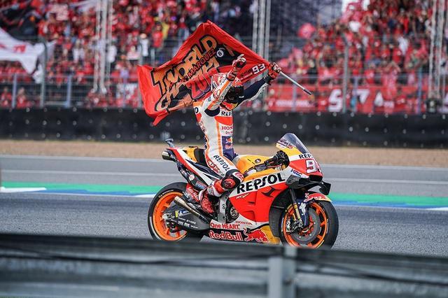 画像: <結果だけ!>MotoGP第14戦・タイGP