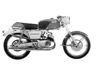 東京発動機 トーハツスポーツ125 1963 年