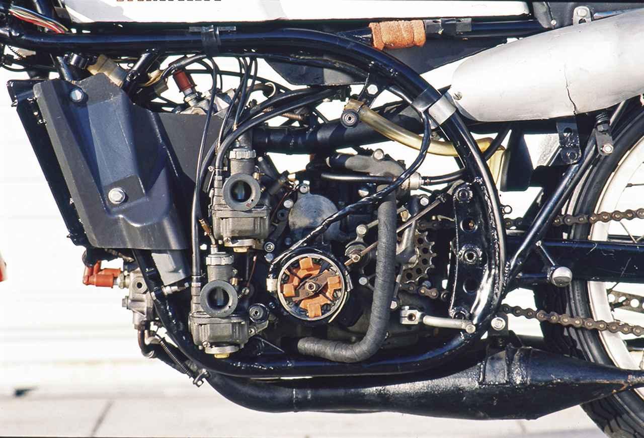 画像: Yamaha RD05A(1967) DETAIL