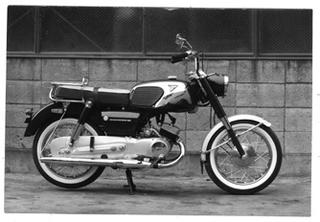 東京発動機 ツインアローLE 1963 年
