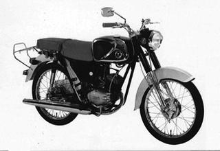 山口自転車 ヤマグチエースAC-80 1963 年
