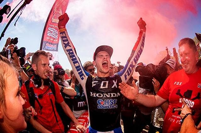画像1: FIMモトクロス世界選手権 MXGPクラス ティム・ガイザー選手のコメント
