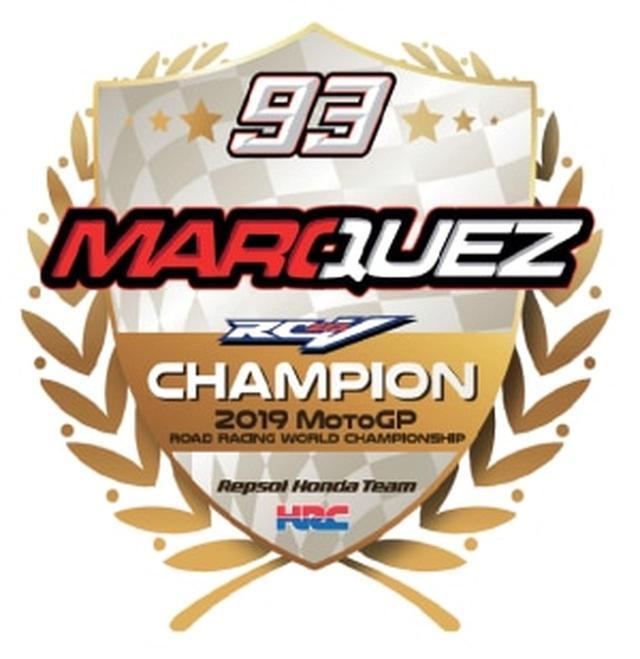 画像: 【速報】マルク・マルケスがFIMロードレース世界選手権MotoGPクラスで4年連続6回目のチャンピオンを獲得! - webオートバイ