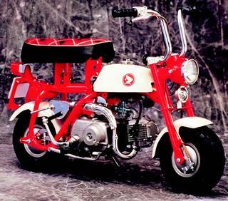 ホンダ モンキーZ50M 1967年 3月