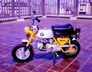ホンダ モンキーZ50A 1969 年7月