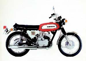 Images : カワサキ A1スペシャル 1969 年11月