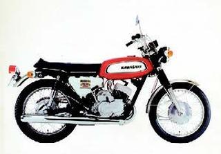 カワサキ A1スペシャル 1969 年11月