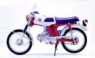 ホンダ ベンリイSS50 1967年2月
